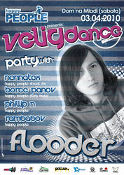 VeligDance 2010 by yovandesign