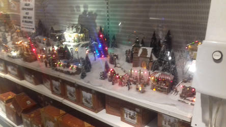 model christmas houses 3 by oliverabsol