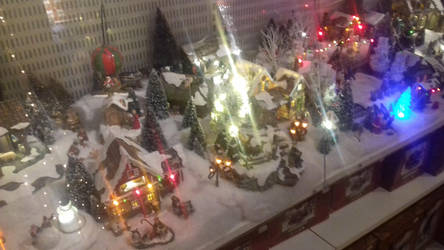 model christmas houses 4 by oliverabsol