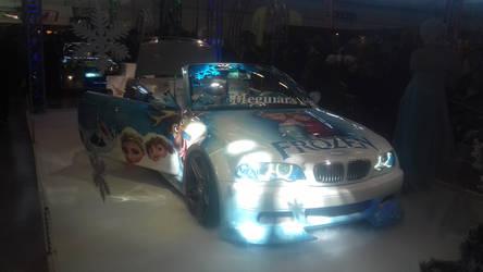BMW Frozen 2 by oliverabsol