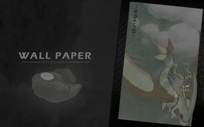 Wallpaper - Pokemon Fly Freedom by coldy-fubuky