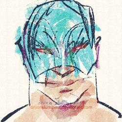 luchador by onionslumzero