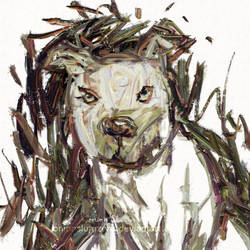 year of the dog by onionslumzero