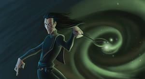 Severus by Cenomancer