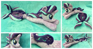 Seapony Starlight Glimmer Beanie by equinepalette