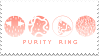 purity ring stamp by creamwave