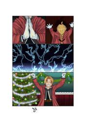 How the Alchemist Saved Christmas by NekoB00
