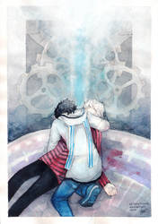 DeSu 2: Anguishing Path by ShiSeptiana