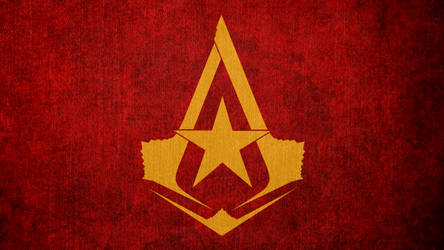 Assassin's Creed: Russian Revolutionary Flag by okiir