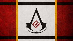 Assassin's Creed I: Masyaf Flag by okiir
