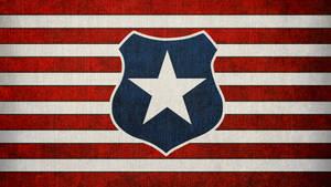 BioShock Infinite: Flag of Columbia by okiir