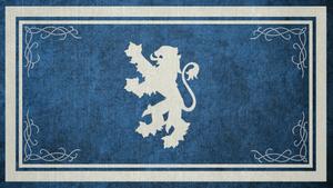 The Elder Scrolls: Flag of the Daggerfall Covenant by okiir