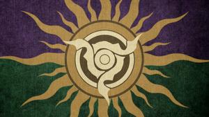 The Elder Scrolls: Flag of Morrowind by okiir
