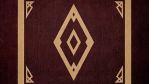 The Elder Scrolls: Imperial Flag by okiir