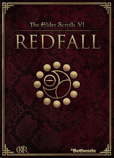 The Elder Scrolls VI: Redfall - Box Art by okiir