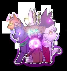 Magic Mayhem~ by DragonWarriorCat