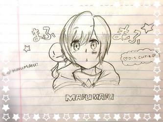 MAFUMAFU *\(^o^)/* by supertunacchi