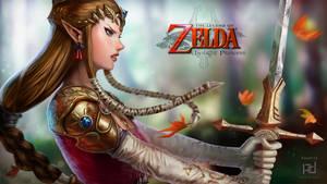 Zelda - Twilight Princess by patrickdeza