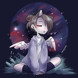 Stargazer  by crydiaa