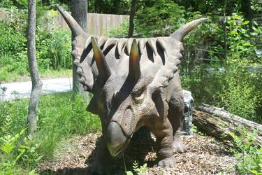 KD Dinosaurs Alive! Kosmoceratops by DinoLover09