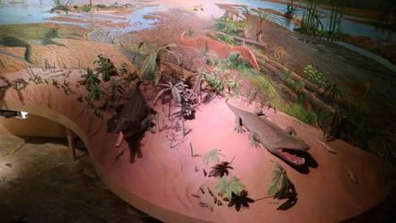 Dinosaur State Park Reptiles by DinoLover09