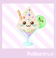 Ice-ice cream by BluNiebieski