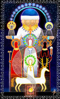 The Seven Gods by Sukharev