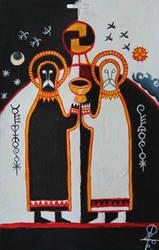 Chernobog Belobog by Sukharev