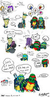 TMNT_Fishs sticks by KeddyBreeze