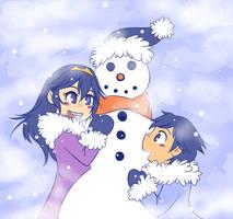 FE-Snowman by Kilala04