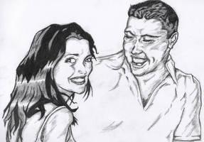 Lisa and John 2 by StevePaulMyers