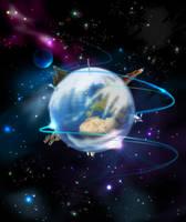 This is Planet Earth by StevePaulMyers