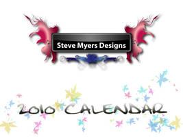 2010 Digital Calendar by StevePaulMyers