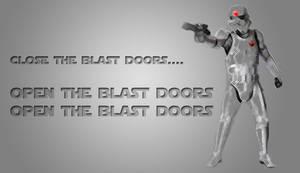 Open the Blast Doors by StevePaulMyers