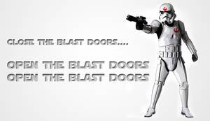 Close the Blast Doors by StevePaulMyers