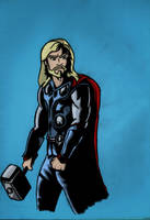 The Mighty Thor by StevePaulMyers