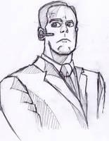 Agent Coulson by StevePaulMyers