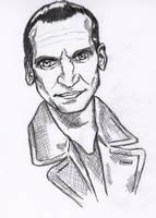 Christopher Eccleston by StevePaulMyers