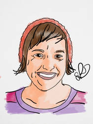 Josie Long by StevePaulMyers