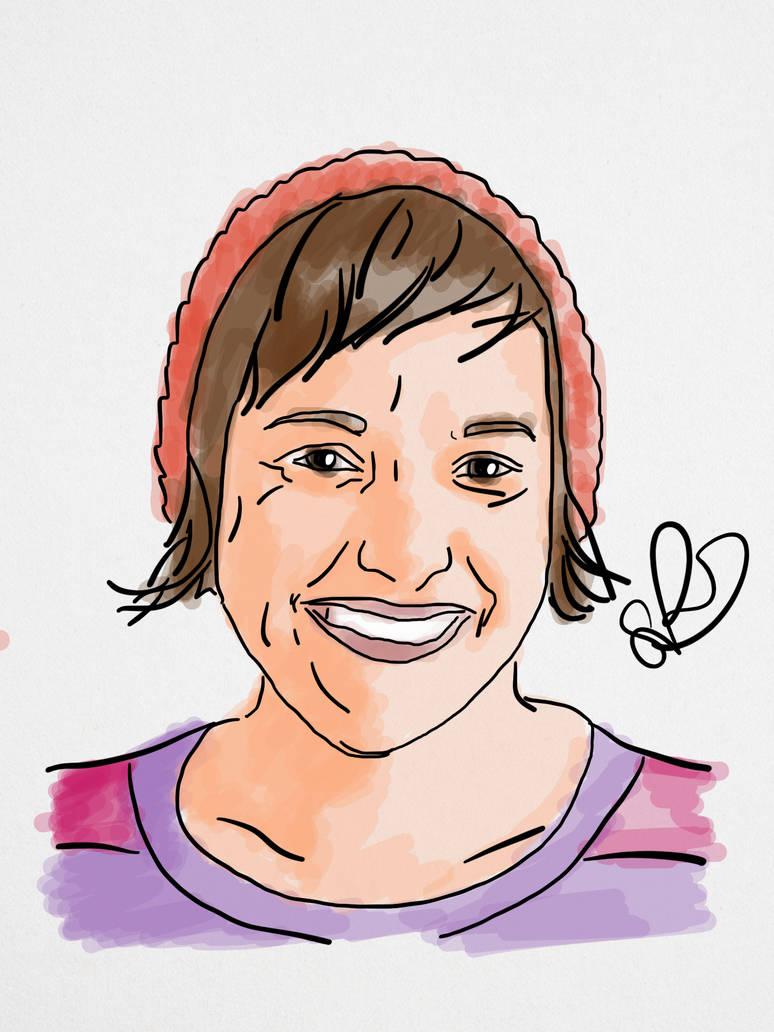 Josie Long by StevePaulMyers