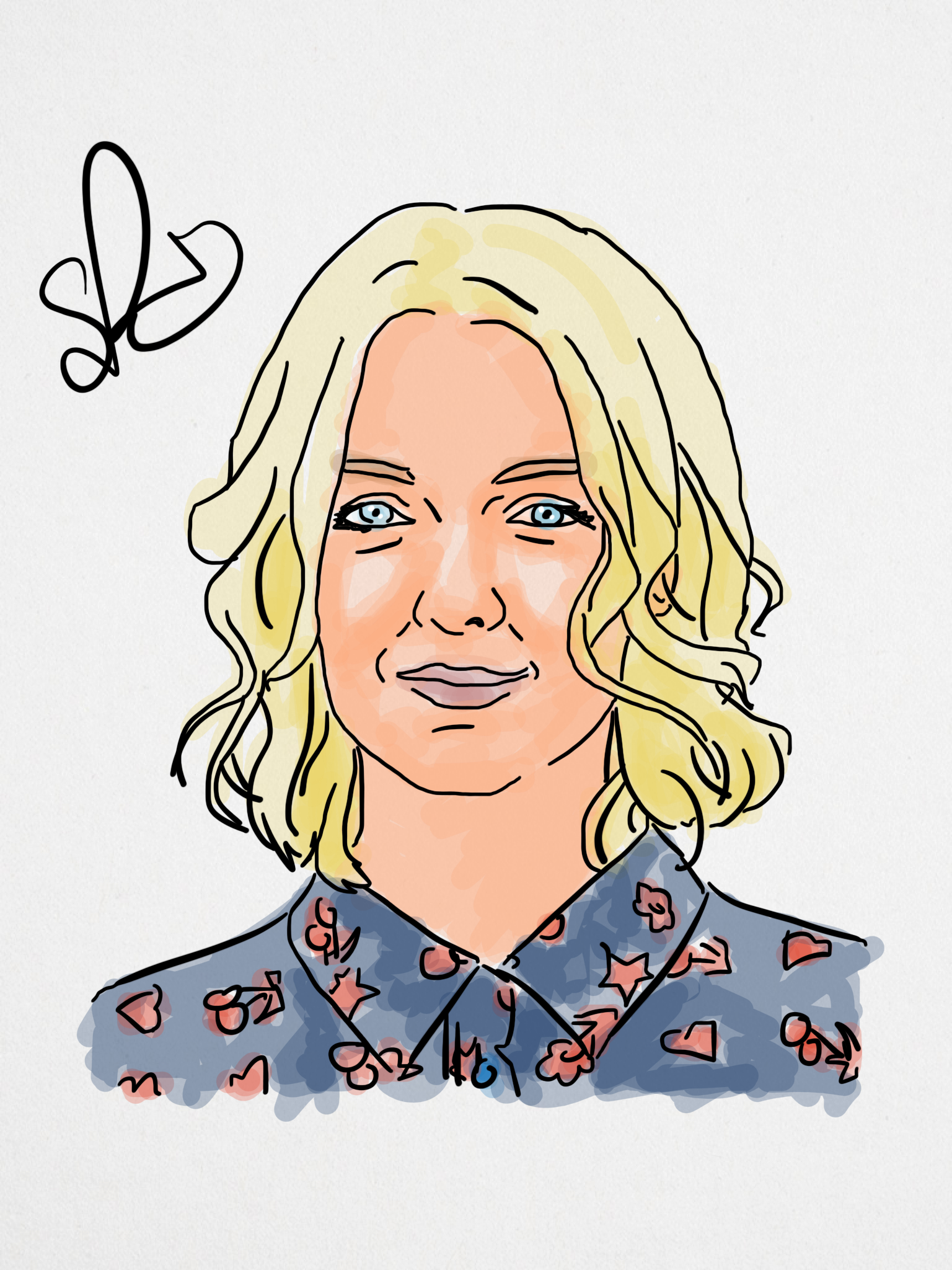 Lauren Laverne by StevePaulMyers