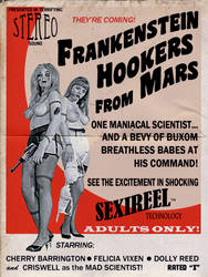 Frankenstein Hookers from Mars by TheSoulless