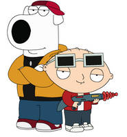 Brian and Stewie BTTM DLC Idea (The PLace Pack) by T-Shadow-Dragon