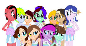 Brony Academy Cheer Squad by Season-the-Wiccan