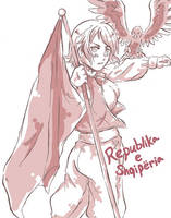 APH: Republic of Albania by fir3h34rt