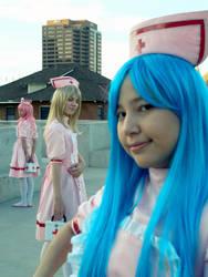triumvirate :: princess style by tsu-bame
