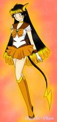 Art Trade: Sailor Raichu by Ayachi-chan