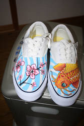 Japanese shoes by dannyPs-customs