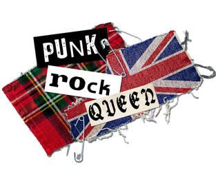 Punk Rock Queen by wuadziu