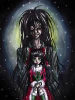 The Doll Maker: Merry Christmas by Chisai-Yokai